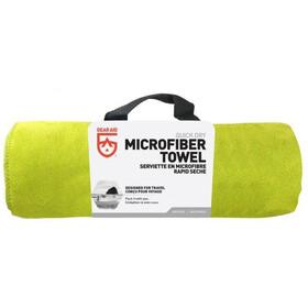 GEAR AID Outgo MicroNet Pyyhe 75x120cm, outgo green